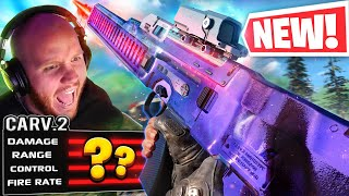 TRYING THE *NEW* CARV.2 RIFLE IN WARZONE.. IS IT GOOD? Ft. Nickmercs, Cloakzy & Devin Booker