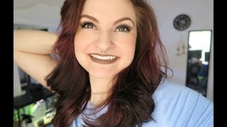 Piercing my SEPTUM at Home! | Alyssa Nicole |