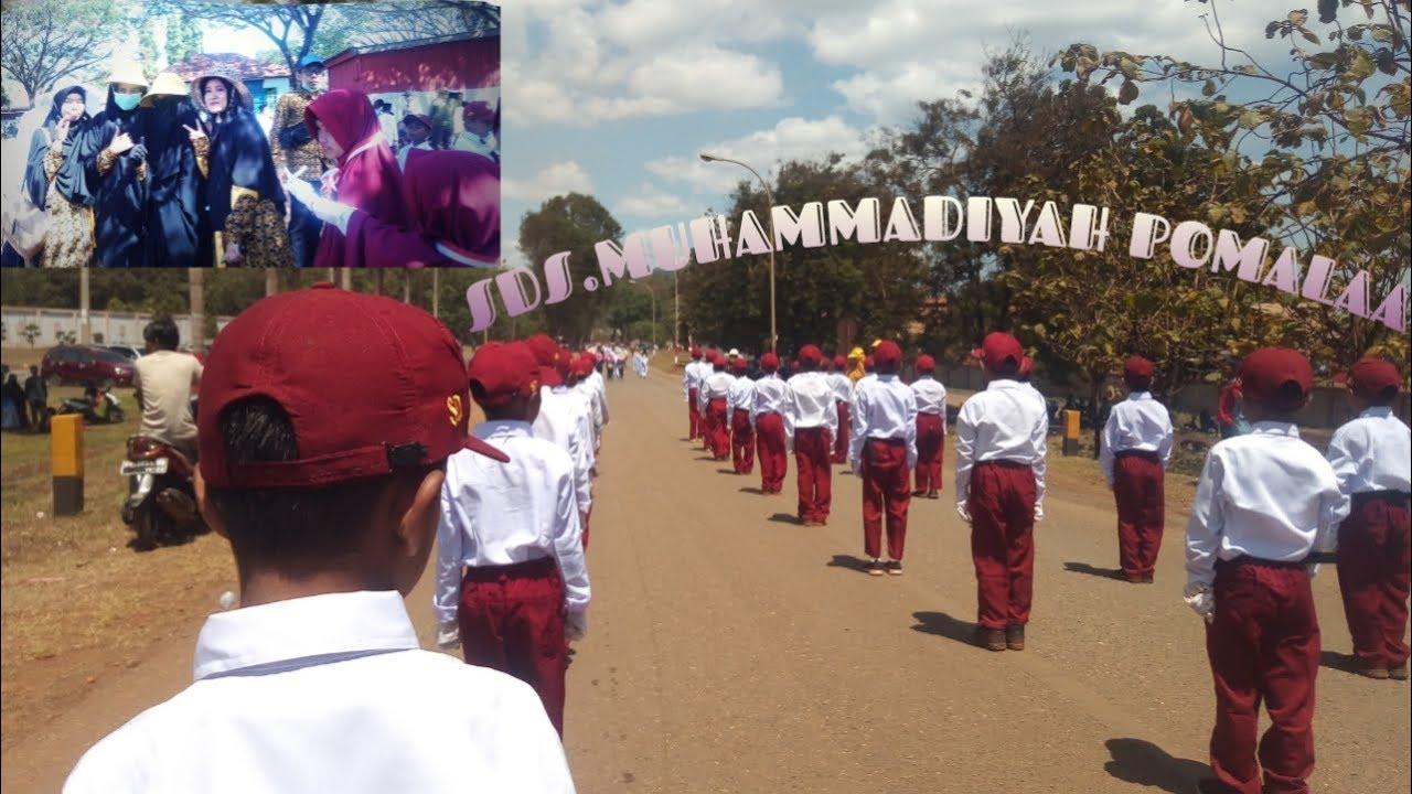 Spesial 🇲🇨🇲🇨🇲🇨 untuk SDS Muhammadiyah pomalaa ( gerak jalan ) Th  2019