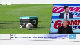 60 minutes sport : Courbis : ''Prendre Bielsa, c'est un sacré coup de pub''