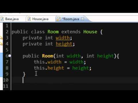 Object Oriented Programming In Java - Inheritance