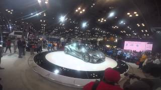 New York International Car Show 2015 Video Montage