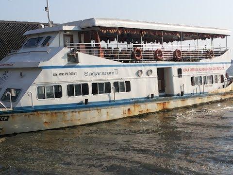 My Trip ( Cochin sea way 2014 March)