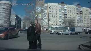 Выезд на пр.Гагарина в Н.Новгороде
