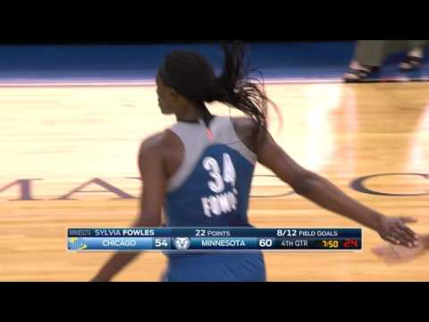 Sylvia Fowles Player of the Week