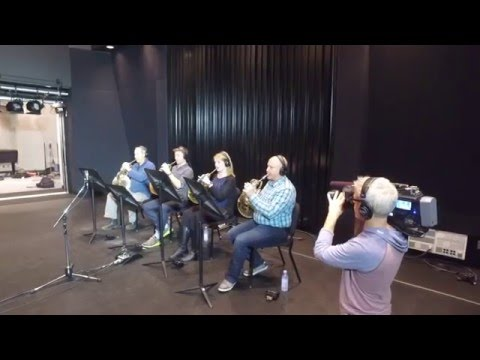 CBC Rio Olympics Theme Recording