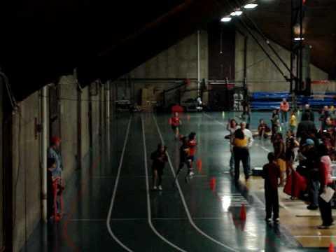 Siara's Gold Medal 4x400m Relay Race