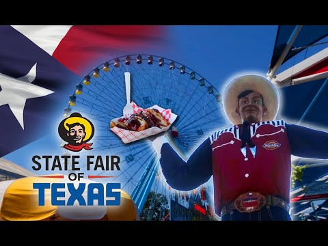 Fun Day At The State Fair Of Texas 2019