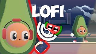 Old Sad Songs But It's Lofi Fruits Remix 🎵 BGM lofi hip hop & cover beats