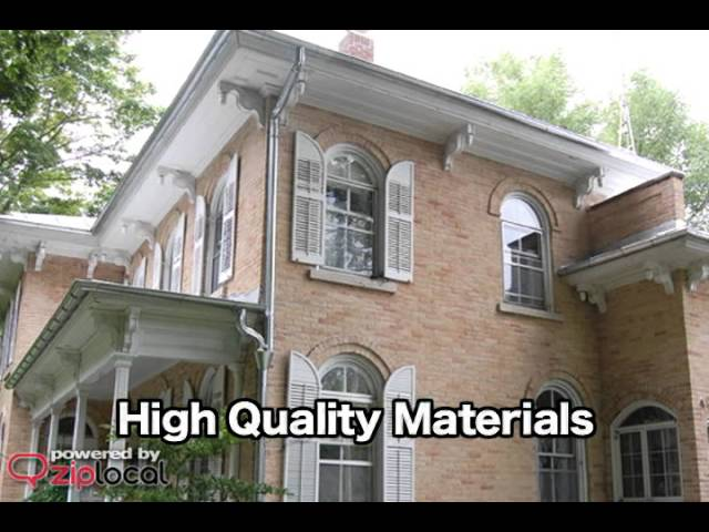 Midwest Seamless Gutters - (920) 748-2727