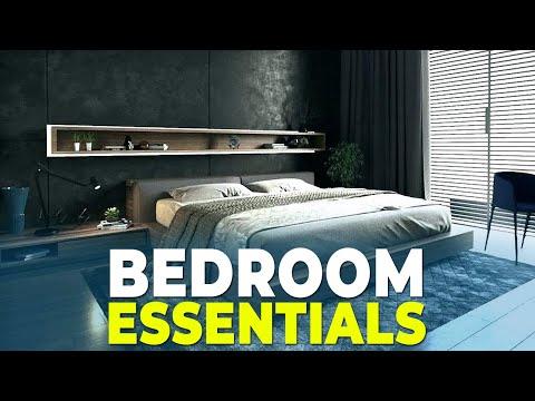 10 ESSENTIALS EVERY GUY NEEDS IN HIS BEDROOM    Alex Costa