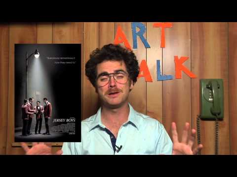 Jersey Boys Movie Poster Review