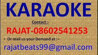 Ee Preethi Yake Bhoomi Myale Karaoke by Rajat