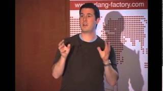WebSockets, RabbitMQ & Erlang @ the Huffington Post - Adam Denenberg