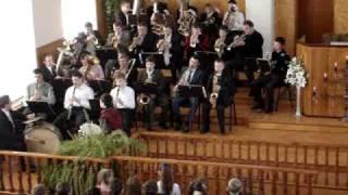 Духовой Оркестр - Ильницкой Церкви АСД(6).MPG
