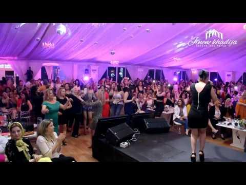 Zaza Show, Zaweli Live performance à Jinene Khadija