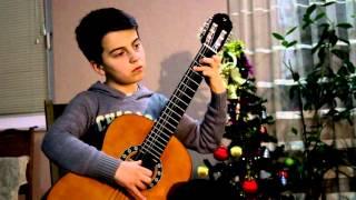 Andante -  Ferdinando Carulli / op, 241 no. 18 / Guitar - Lis Mustafa