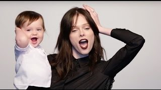 Hello! Canada's Most Beautiful: Behind the Scenes on Coco Rocha's shoot