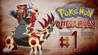 Pokémon Rubí Omega Ep.1 - VUELTA A HOENN EN 3D! (Parte 1 en español)