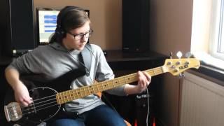 RHCP - 21st Century (Bass Cover)