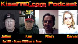 KissFAQ Podcast Ep.180 - A nice pair of May KISSes: Dynasty/Unmasked