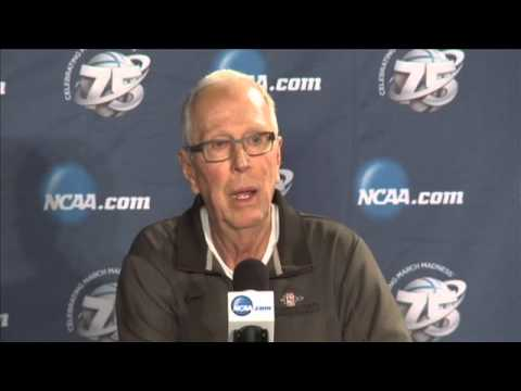 STEVE FISHER INTERVIEW - NCAA TOURNAMENT - 3/23/13