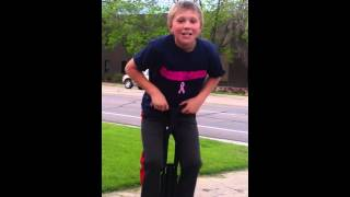 Beginner Pogo Stick Tricks