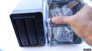Synology Diskstation DS716+ Unboxing and Review