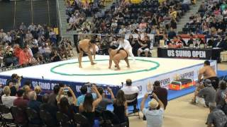 US Sumo Open 2015 Highlights