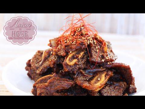 Mama's Braised Beef Short Ribs