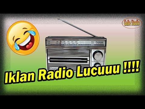 ORANG TERKAYA NOMER 5 TINGKAT RT  IKLAN RADIO LUCU