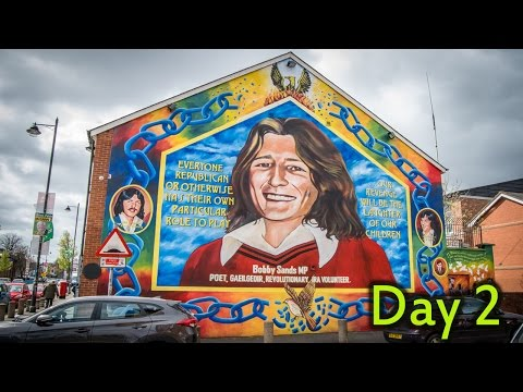 Street Photography In Belfast City Day 2 - West Belfast