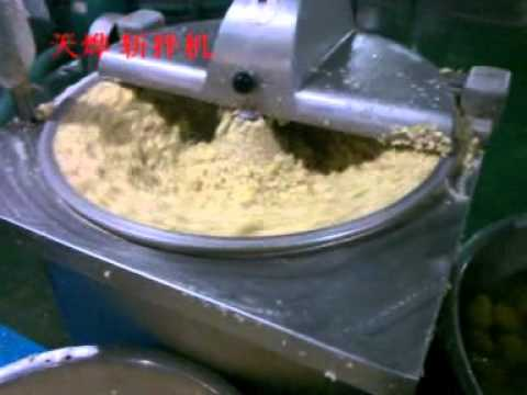 Taiwan Teemyeah TW-210 bowl cutter
