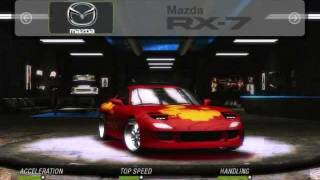Repeat youtube video NFSU2 Biggest Fast and Furious Collection