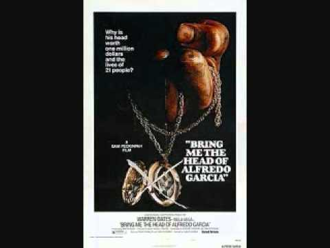 [무비리뷰] Bring Me the Head of Alfredo Garcia (1974)
