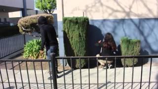 BUSTED graffitti PSA LMS