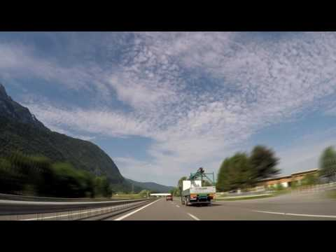 Driving Chamonix to Geneva (airport)