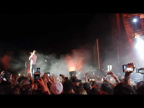 Dierks Bentley - What the Hell Did I Say - Isleta Amphitheater Albs - 9.1