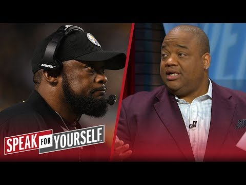 Jason Whitlock believes Mike Tomlin is part of the Steelers' problems | NFL | SPEAK FOR YOURSELF