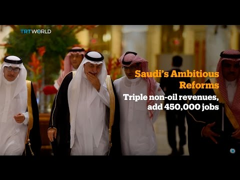 Money Talks: Saudi finance minister replaced
