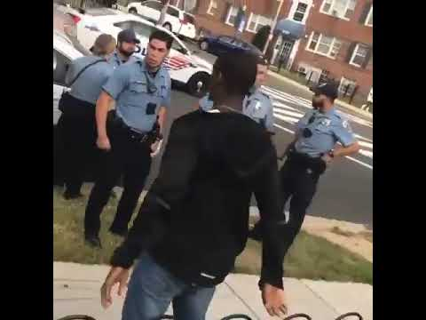 Guys Laugh At Cops For Having To Give Back Licensed Weapon With No Arrests
