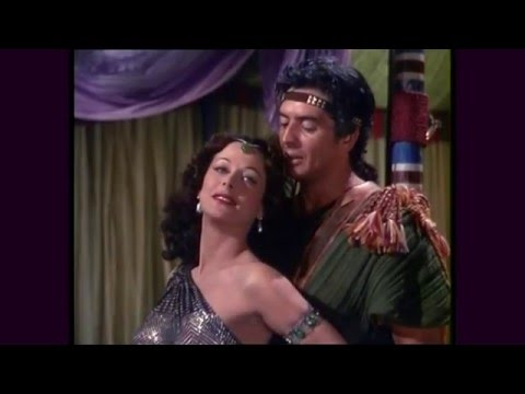 Kinoteka  Samson i Dalila Samson and Delilah, Cecil B.DeMille, 1949