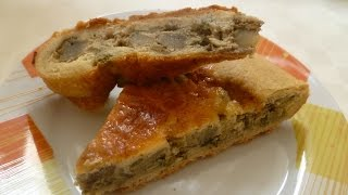 Artichoke /Torta con Carciofi /ПИРОГ с Артишоками ОчВкусно Italia(, 2016-03-25T16:47:18.000Z)