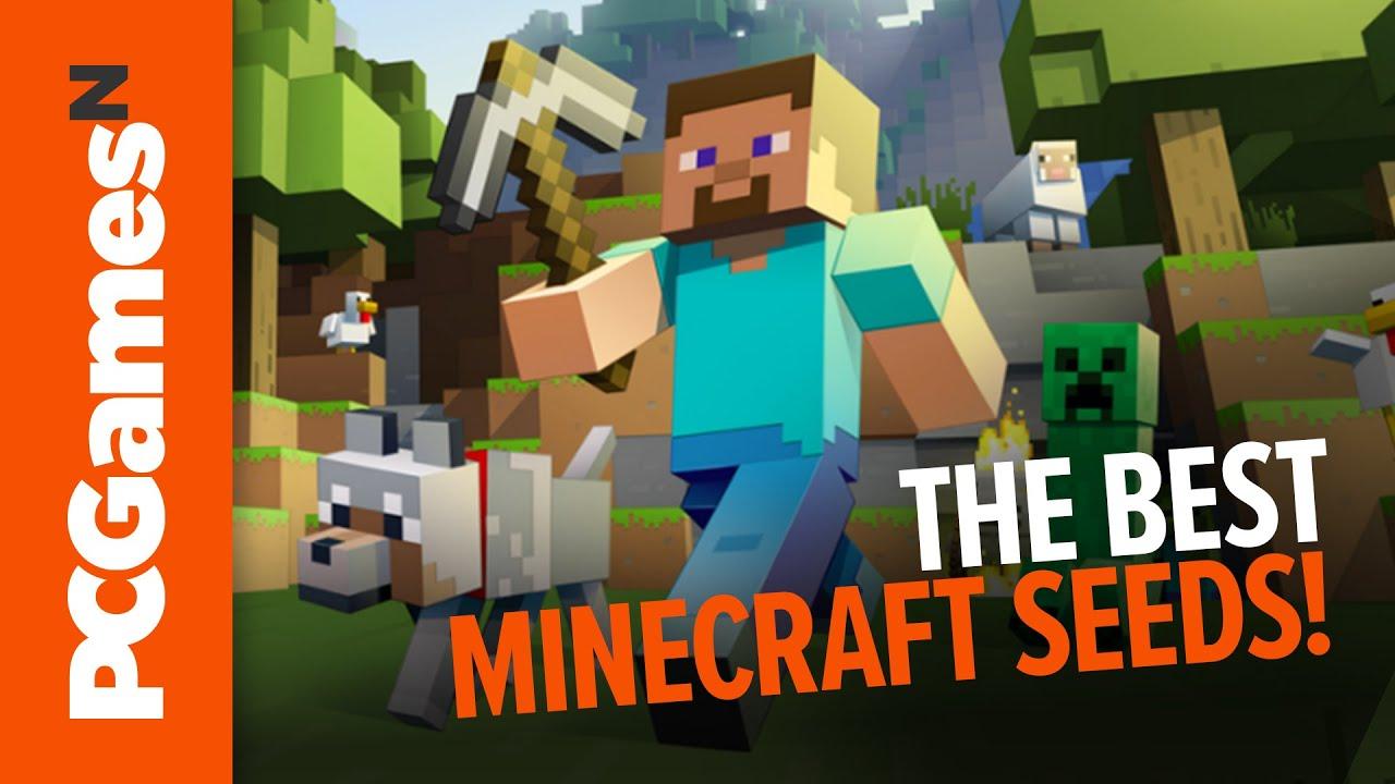 The best Minecraft seeds  11 edition