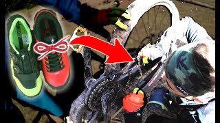 YET ANOTHER REASON TO WEAR FLATS OVER CLIPS! // Crested Butte Guided trip Ep. 2