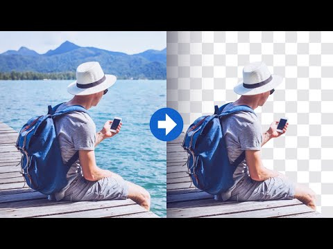 5 Ways To Remove A Background with GIMP