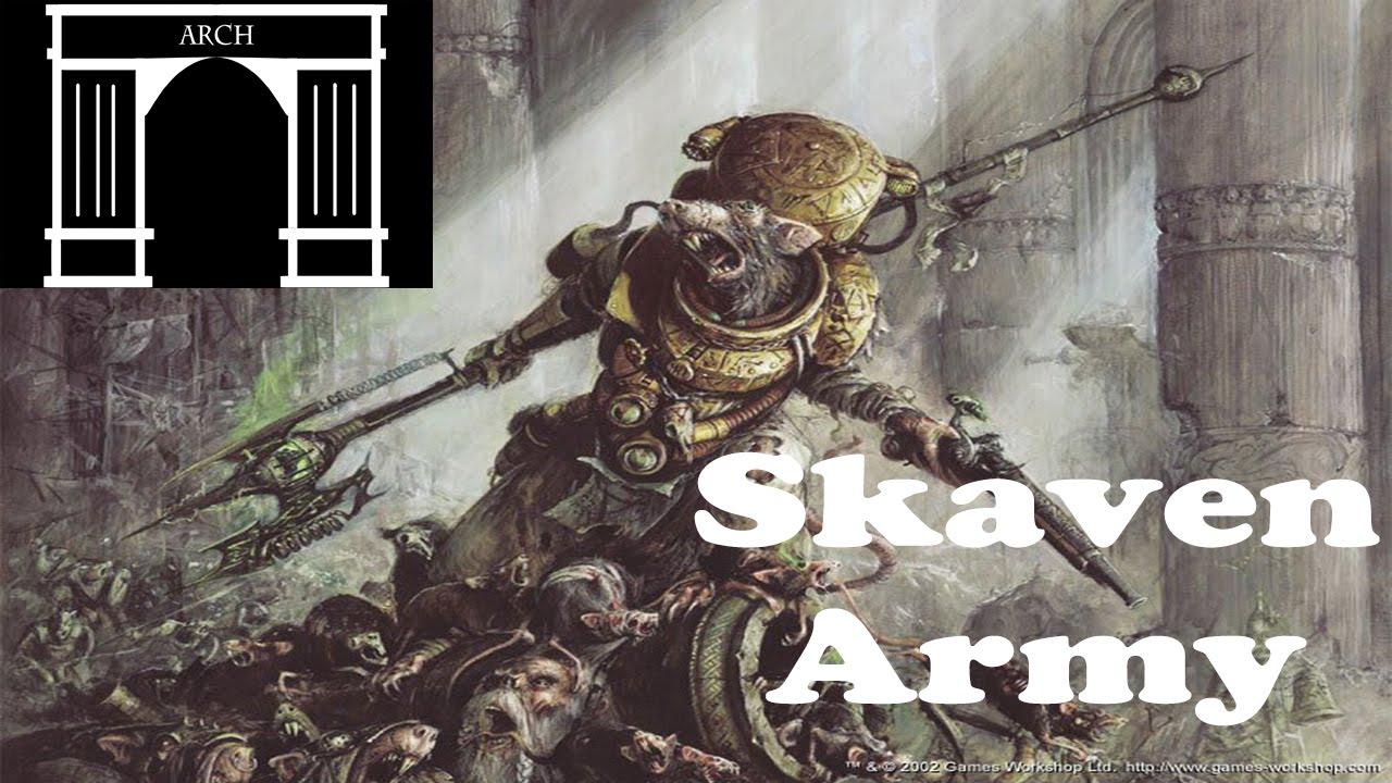 Possible Total War Warhammer Factions Skaven Youtube