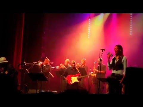 "les vikings de la guadeloupe live 2016""claro que si""salsa"