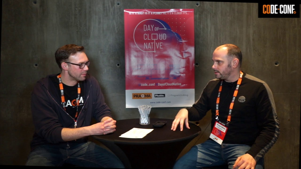 Interview with Russell Miles - Day of Cloud Native 2018