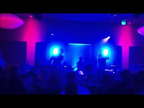 "Innerpartysystem ""American Trash"" live @ Red Bull Crimson Ball"